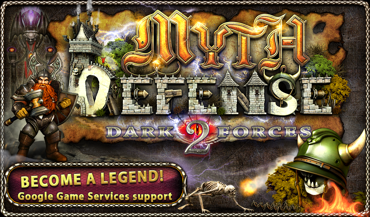 Myth Defense 2: DF Platinum Screenshot 1