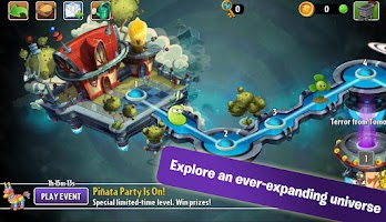 Screenshot of Plants vs. Zombies™ 2