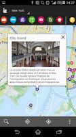 Screenshot of New York City Travel Tips