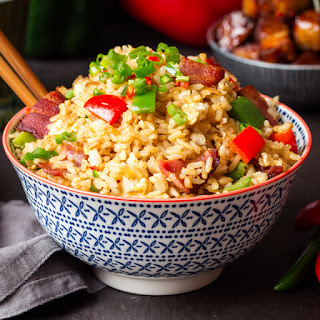 Lemon Fried Rice Eggs Recipes