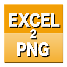 EXCEL TO PNG PRO Converter