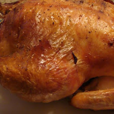 The Barefoot Contessa's Lemon and Garlic Roast Chicken