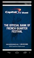 Screenshot of French Quarter Festival