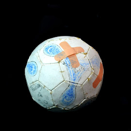 Soccer Ball by Carrie Cooper - Artistic Objects Toys ( ball, toy, 3d, still life, soccer )