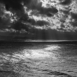 50 Shades of Inch by Gerard Slade - Novices Only Landscapes ( ireland, dingle, inch, smm, clouds and sea, kerry )