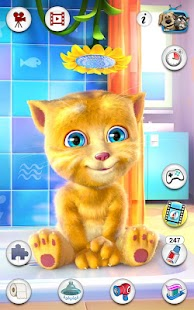 Free Download Talking Ginger APK for Samsung