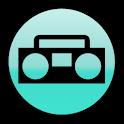 70s 80s 90s Radio icon