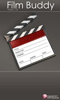 Screenshot of Film Buddy Pro slate board