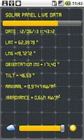 Screenshot of SolarMeter solar panel planner