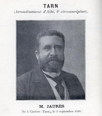 Affiche Jaurès - 2e circonscription