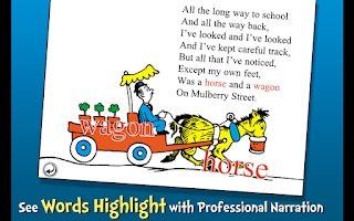 Screenshot of Mulberry Street - Dr. Seuss