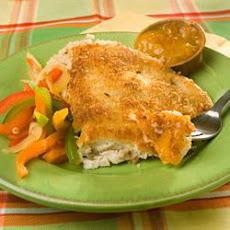 Coconut Encrusted Fish
