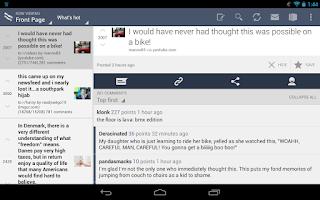 Screenshot of BaconReader Premium for Reddit