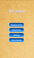 Screenshot of Sudoku - Free