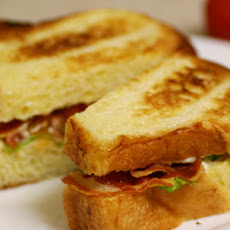 Gourmet BLTs With Green Garlic Aioli