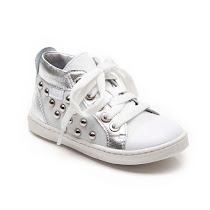 Hip Shoes Metallic Toddler High Top TRAINER