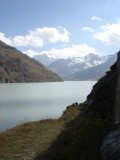 Lac des Dix - Barrage de la Grande Dixence - 09/2007