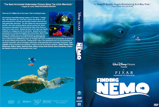 finding nemo dvd label - group picture, image by tag - keywordpictures ...