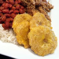 Puerto Rican Tostones (Fried Plantains)