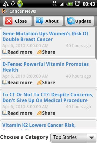Cancer Preventing News