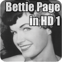 Bettie Page Wallpaper in HD 1 icon
