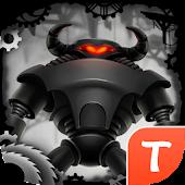 Game Robot Rush for Tango version 2015 APK