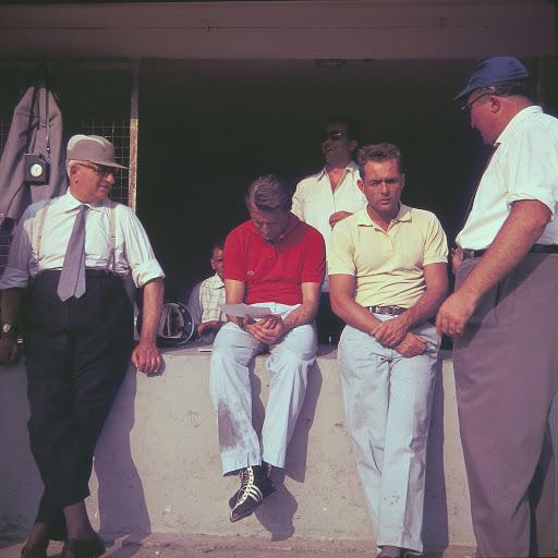 Ferrari at Italian GP 1960