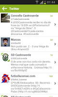 Screenshot of SD Castroverde