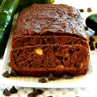 Chocolate Chip Zucchini Bread
