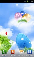 Screenshot of Easter Live Wallpaper HD