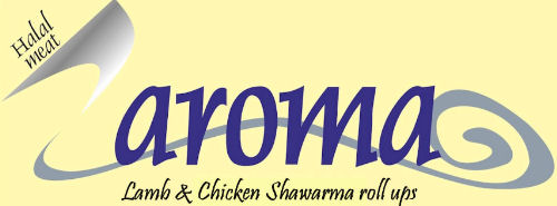 aroma logo lamb chicken shawarma new malden kingston upon thames take away fast food order online take away hungryhouse hungry house aroma kebab Justeat just eat just-eat shawarma aroma mediterranean turkish food