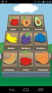 PickMe Fruits - screenshot