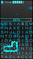 Screenshot of Illuminated Words Zero