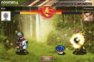 Screenshot of Duel: Blade & Magic
