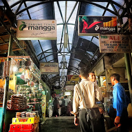 In the market by Demmy Primadianto - People Street & Candids