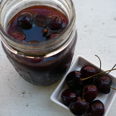 Brandied Cocktail Cherries