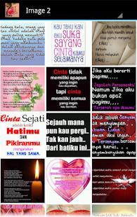 Gambar Kata Cinta Romantis- screenshot thumbnail