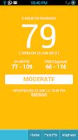 Screenshot of Singapore PSI Now 1.0