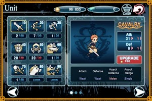Screenshot of Heroes Of The Kingdom