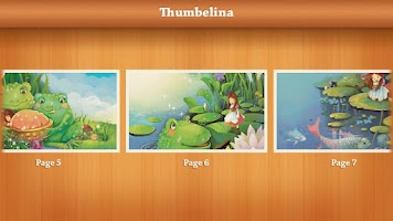 Screenshot of Thumbelina