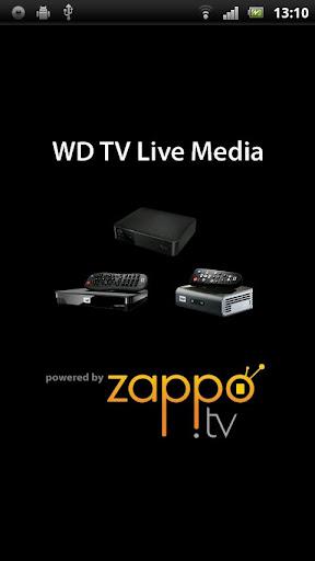 WD TVメディアプレーヤー