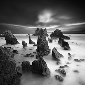 by Irwan Budiman - Black & White Landscapes