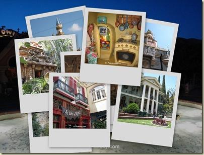 DisneylandResortcollage