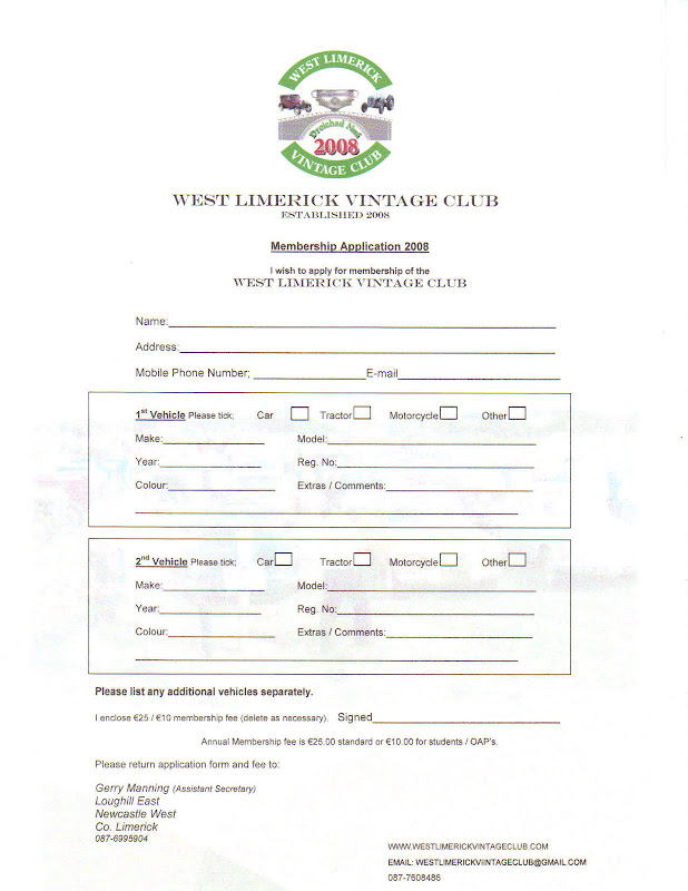 Membership form template word thecheapjerseys Choice Image