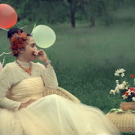 by Kanda Ridho - Wedding Bride