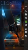 Screenshot of Killer Live Locker Theme