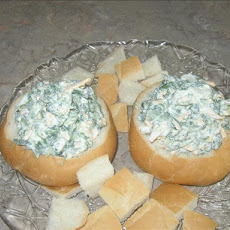 Mother B's Spinach Dip
