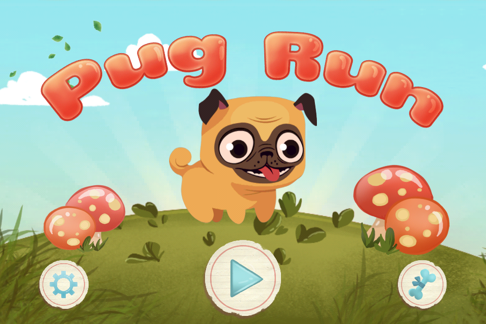 Pug Run Screenshot 0