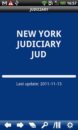 New York State Judiciary Law