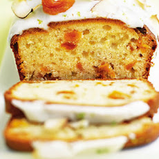 Mango And Lime Yogurt Cake